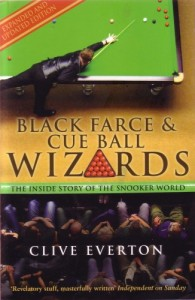 The best, and admittedly only, book I've ever read about snooker.