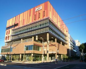 The Walter Cronkite School of Journalism at ASU. (picture: Cygnusloop99/Wikipedia)